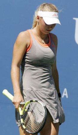 Wozniacki wins MPS tennis event