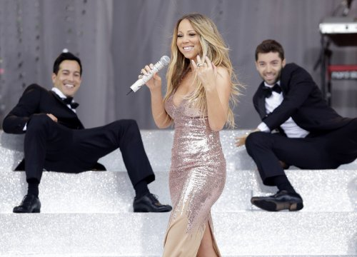 Mariah Carey confirms 'American Idol' exit