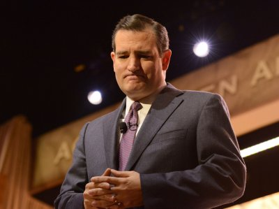 Ted Cruz booed off stage over Israel comments [WATCH]