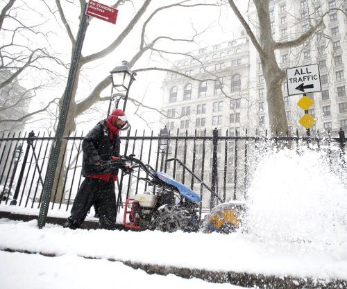 Five killed in Northeast winter storm, coastal areas flooding