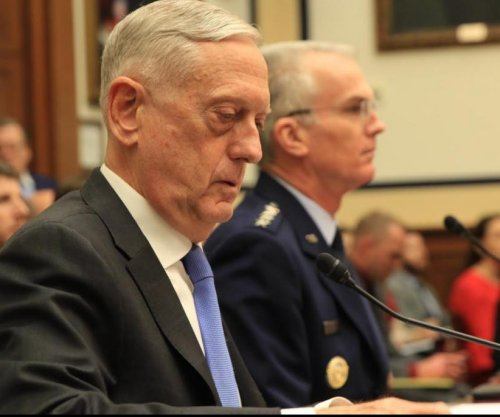 Mattis puts tactical nukes back on the table for Russia strategy