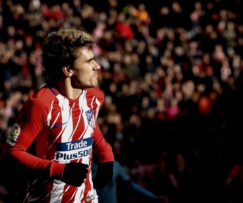 Atletico beats Celta behind dominating Griezmann showing
