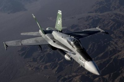 Boeing receives $186.2 million order for F/A-18 spare parts