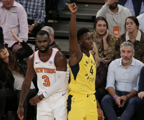 Pacers streak into home date with Knicks