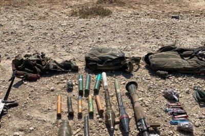 Israeli military kills four armed Palestinians at border