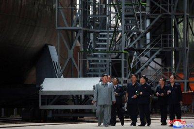 Kim Jong Un aircraft seen headed east, report says