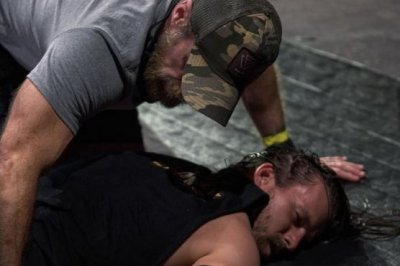 WWE NXT: Pat McAfee takes out Adam Cole