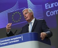EU negotiator Michel Barnier cancels meeting to continue Brexit talks