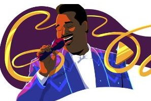 Google honors Luther Vandross with a new Doodle