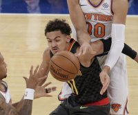 Hawks guard Trae Young to miss at least two games with ankle injury
