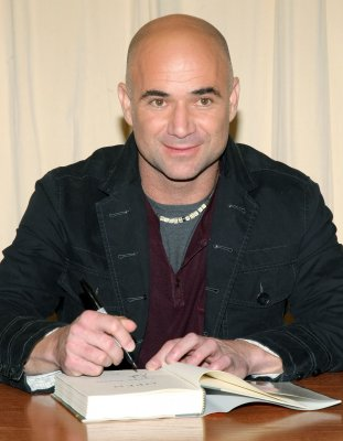 Agassi selected to Tennis Hall of Fame