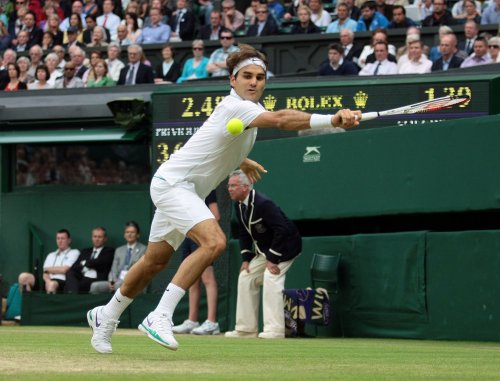 Federer, Murray reach Wimbledon final