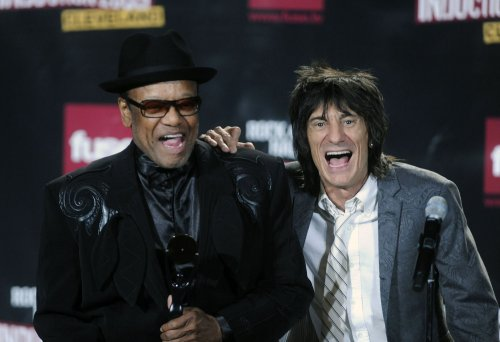 Ronnie Wood arrested for alleged assault