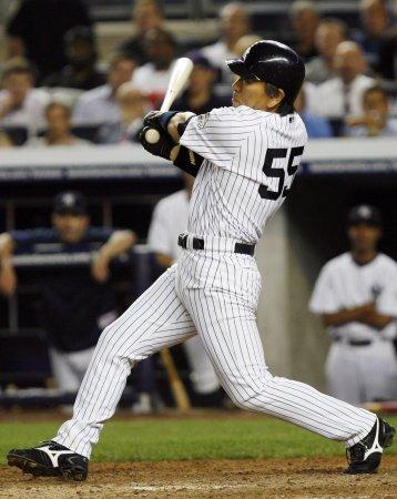 MLB: N.Y. Yankees 12, Texas 3