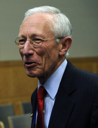 Stanley Fischer top choice to replace Yellen at the Federal Reserve