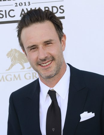 David Arquette welcomes son with girlfriend Christina McLarty