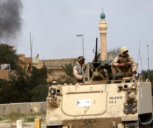 Iraqi prime minister announces new offensive as forces advance in Saladin province