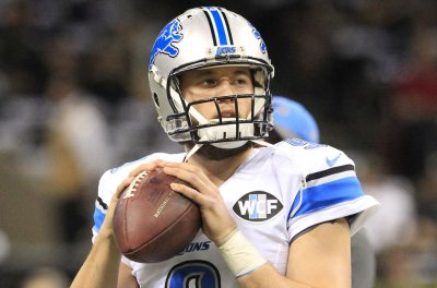 Detroit Lions QB Matthew Stafford on roll with new offense