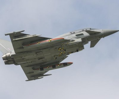New missiles for Typhoon fighters flight tested