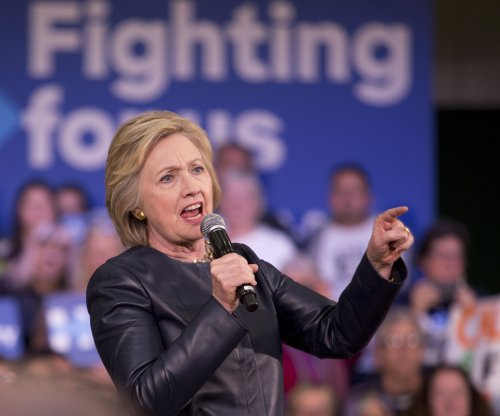 The White House won't be handed to Clinton