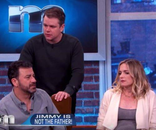 Jimmy Kimmel, Matt Damon take paternity test for 'Maury' spoof