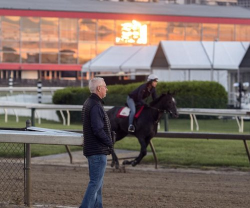 UPI Horse Racing Roundup: Trainer pleased with Always Dreaming's Preakness preps
