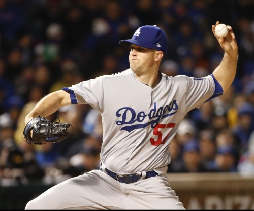 Shoulder inflammation lands Los Angeles Dodgers' Alex Wood on DL
