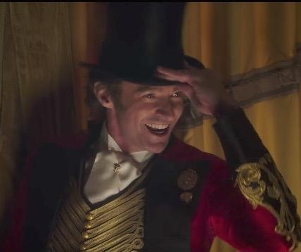 Hugh Jackman plays P.T. Barnum in 'Greatest Showman' trailer
