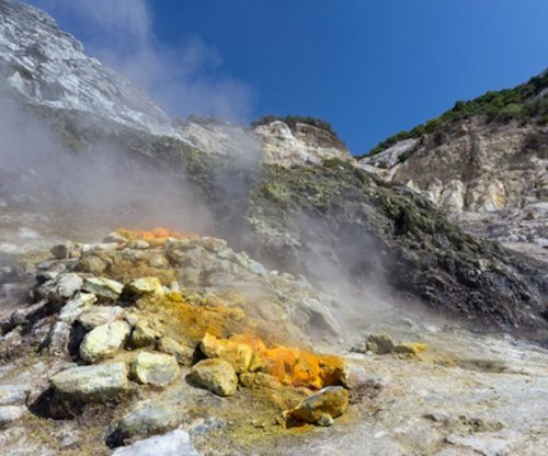 Scientists find magma source of supervolcano in Italy