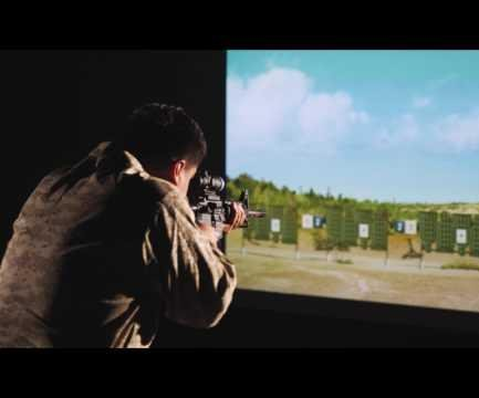 Meggitt touts small arms training systems