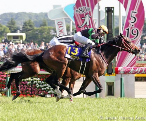 Loves Only You wins Japanese Oaks; top stayer Stradavarius returns with a win