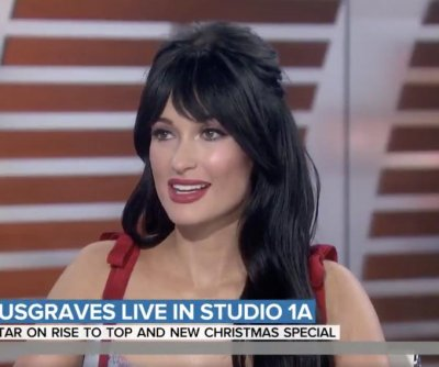 Kacey Musgraves on Christmas special: 'I'm officially a triple threat'