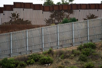 Democrats call for border wall contract review