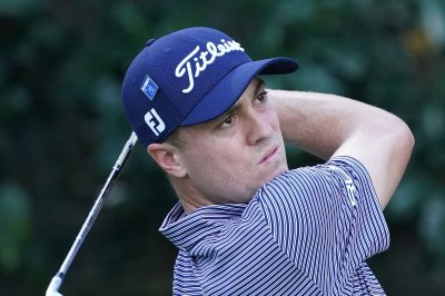 Dustin Johnson, Justin Thomas among leaders after second day of Masters