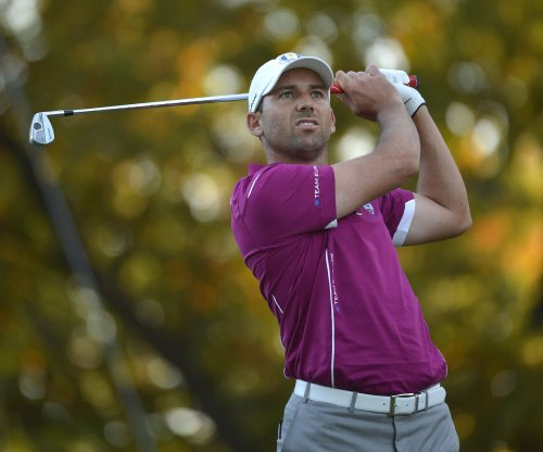 Sergio Garcia among Euro Tour leaders
