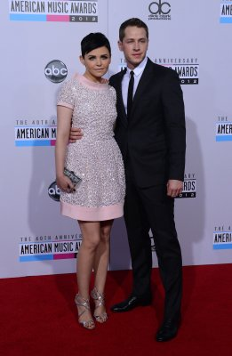 Ginnifer Goodwin, Josh Dallas welcome first child