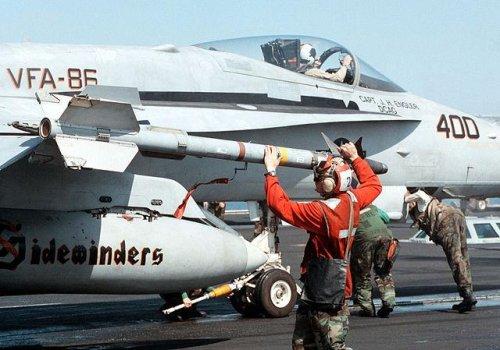 Israel seeks Sidewinder missile deal