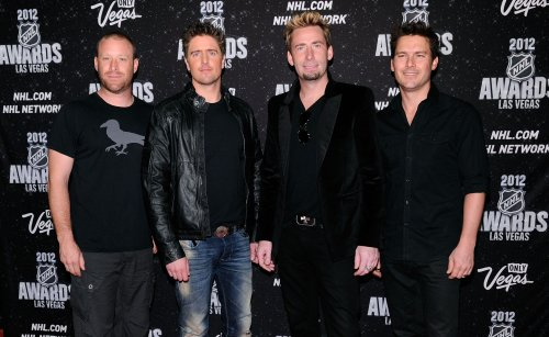 Nickelback announces 2015 North American concert tour