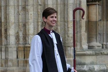 Libby Lane becomes Church of England's first female bishop