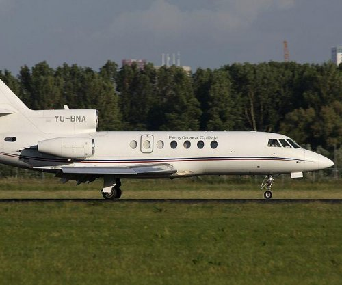 Coffee spill blamed for plunge of Serbian president's plane