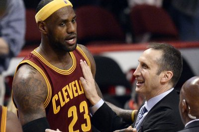 LeBron James 'caught off guard' by David Blatt firing
