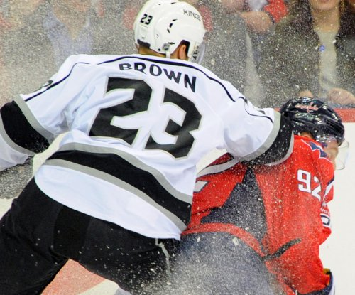 Justin Williams helps Washington Capitals down Los Angeles Kings