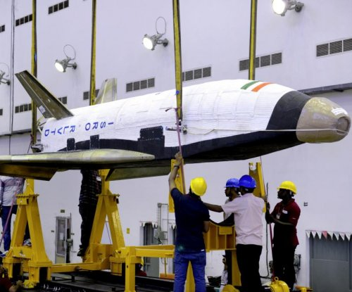 India test-launches first space shuttle