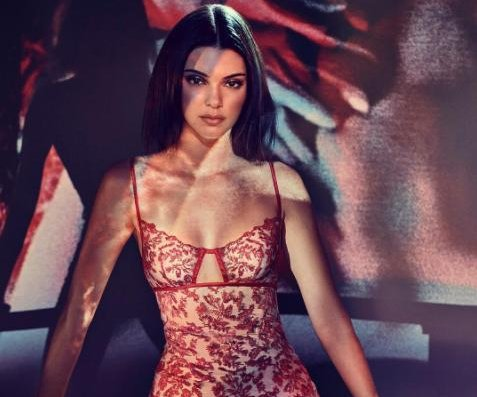 Kendall Jenner models feminist La Perla lingerie collection