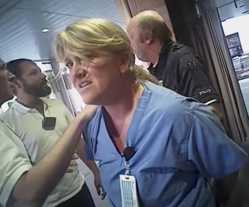 Utah police probe arrest of nurse who refused to give patient's blood