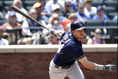 Milwaukee Brewers: Hernan Perez, Chase Anderson propel rout of Chicago Cubs