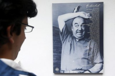 Forensic panel questions 1973 death of Chilean poet Pablo Neruda