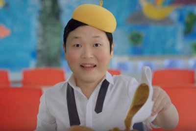 Psy's 'Daddy' video passes 400M views on YouTube
