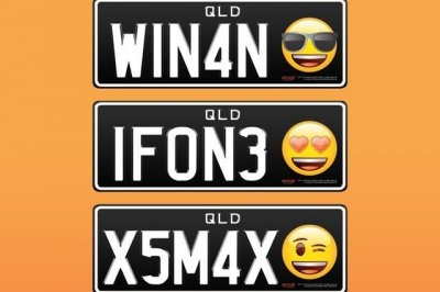 Australian drivers to get emoji license plates