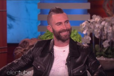 Adam Levine is 'stay-at-home dad' after 'The Voice' departure
